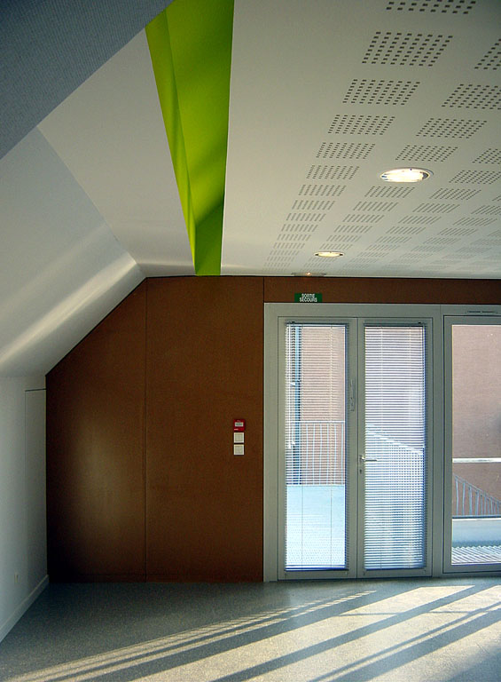 Administration du Foyer Saint-Jean à Mulhouse